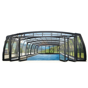 Large Inground Enclosure Kit Insulation Swimming Pool Cover