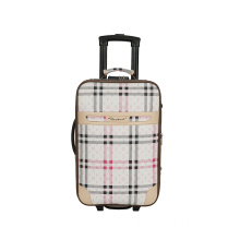China for Two Wheels External Trolley Luggage 20-28 inch female Oxford fabric luggage supply to Japan Exporter