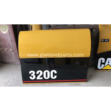 CAT Caterpillar 320C Excavator Side Doors Aftermarket Spare Parts