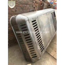 Engine Enclosure Cover Hood Doosan Excavator DX300-7