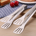 Kitchen Tongs Stainless Steel Food Clip Bread Clip