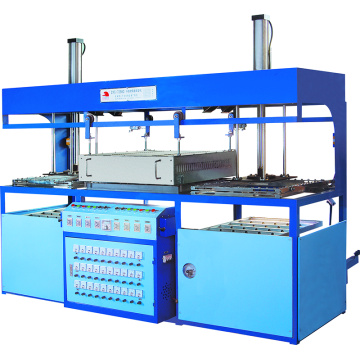 Semi automatic blister forming machine