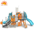 Children Outdoor Playground Colorful HPL