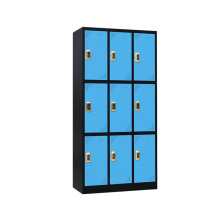 Electronic coded lock 9 door locker