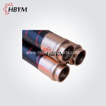 4Layers Steel Wire 85bar Concrete Pumping Rubber Hose