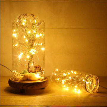 Professional for China Copper Led Lights,Copper Wire Lights,Copper Led Lights Supplier Outdoor Christmas Led Copper Wire Fairy Lights supply to Marshall Islands Manufacturer