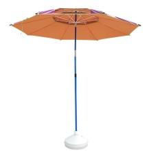 Hot sale for Straight Fishing Umbrella Adjustable tilt mechanism outdoor fishing umbrella supply to Brazil Suppliers