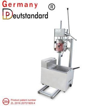 Commercial churros maker with 3L NP-283