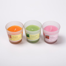 Home Decoration Scented Candle in Froster Jar