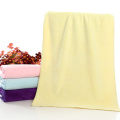 Solid Microfiber Towels in Bulk Quick Dry Towels