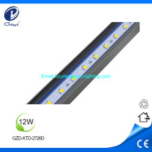 12W DMX512 aluminum led facade linear light