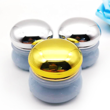15ml colorful acrylic jar for eye cream