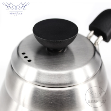 1000ml Stainless Steel Gooseneck Kettle Hand Drip Coffee