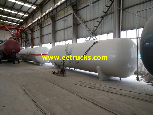 15000 Gallon 25ton LPG Gas Tank Vessels