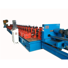 Leading for Tunnel Rack Roll Forming Machine 41/41 Channel Roll forming  machine supply to Saint Lucia Importers