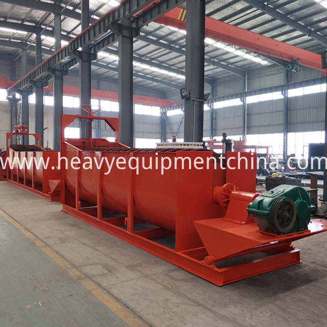 Silica Sand Washing Equipment