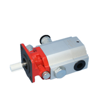 high & low pressure log splitter gear pump