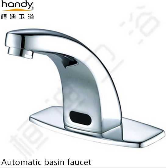 Infrared Automatic Sensor Basin Water Faucet