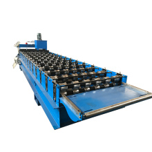 High quality trapezoidal ibr panel machine