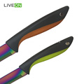5 pcs Set Coating Kitchen Titanium Knife