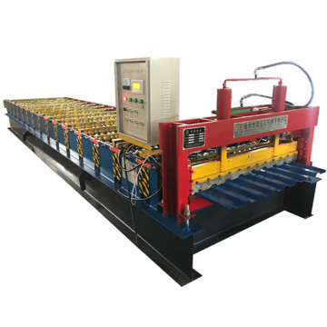 IBr Tile Roof Sheet Roll Forming Machine