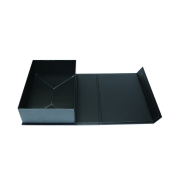 High-end Apparel Packaging Rigid Collapsible Box with Magnet
