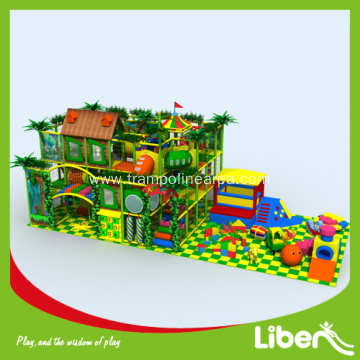 High quality kids indoor soft playground