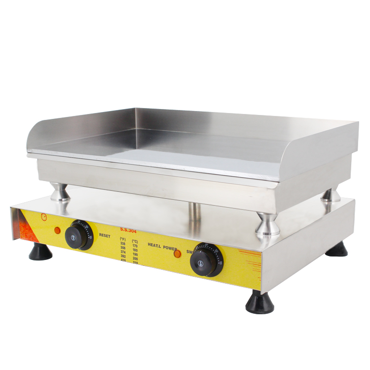 electric griddle large