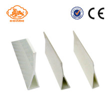 High Strength Animal Farm Equipment Hollow Fiberglass Beams