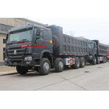 Special Design for for Light Dump Truck Sinotruk Howo 20 - 30 CBM Dump Truck supply to Iraq Factories