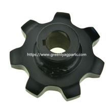 168683C1 7 Tooth Elevator sprocket for Case-IH combines