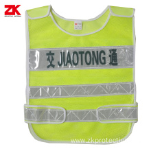 Shot sleeve Hi-vis Warning warning vest