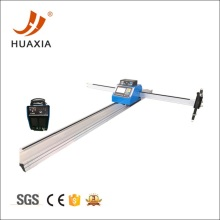 Portable cnc plasma cutting machine cut ss