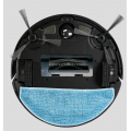 WiFi control virtual map robotic vacuum cleaner