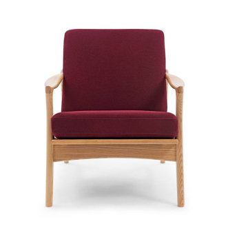 Fredrik model 711 chair solid wood chair