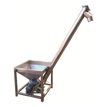 Professional factory selling for Auger Type Elevator Stainless Steel Screw Auger Type Elevator export to Cuba Suppliers