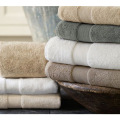 100 cotton bath towel white for hotel