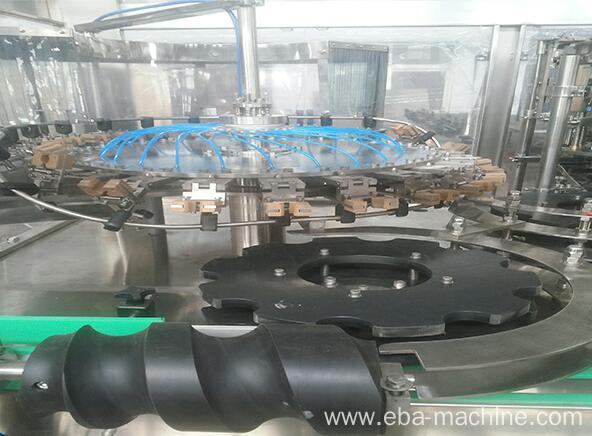 Automatic Carbonated Beverage Making Machine Production Line