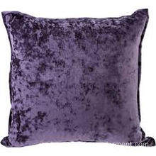 Lavender koren velvet stylish pillow