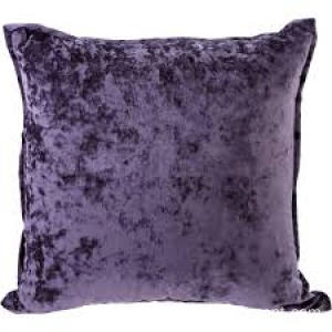 Factory Promotional for Fashion Stylish Pillows Lavender koren velvet stylish pillow export to Guam Factories