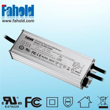 2.1A 80W LED Driver for Poly Lighting Poles