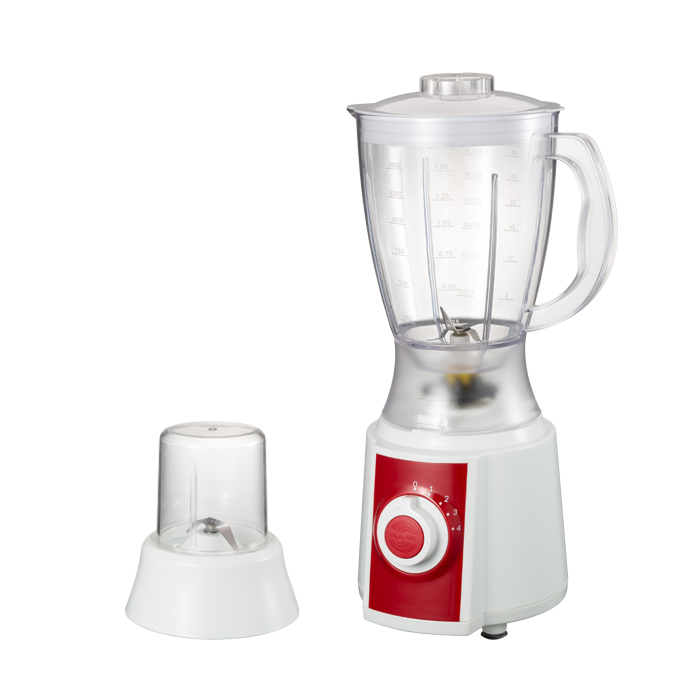 Hot Selling Low Noise Electric 2 In 1 Blender With Grinder For Sale