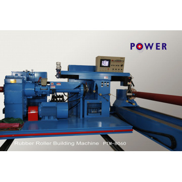 Industrial Rubber Roller Twisting Machine
