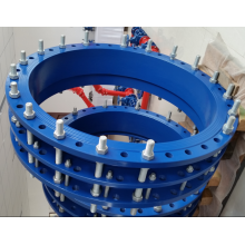 universal flange adaptor allow for expansion