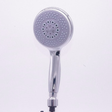 Professional for Plastic Hand Shower Plastic Body Bathroom Round Hand Shower Set supply to Guyana Importers