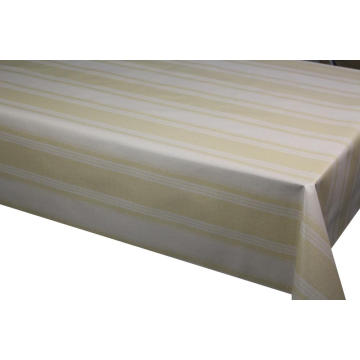 Elegant Tablecloth with Non woven backing Meijer