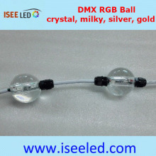 Professional for 3D Led Ball Dmx Hanging Light String For Ceiling And Wall supply to Netherlands Exporter