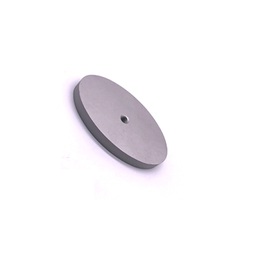 Custom Zinc Plate Steel Thread Disc