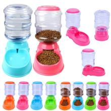 3.5L Pet Automatic Feeder Water Drinking Fountain