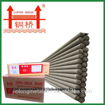 Good User Reputation for E7018 Welding Electrode E7018 Arc Welding Rod AC or DC supply to France Exporter